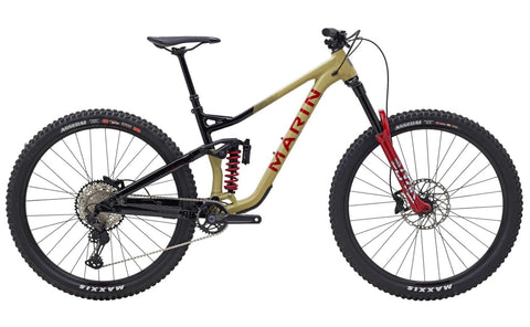 2021 Marin Alpine Trail  XR