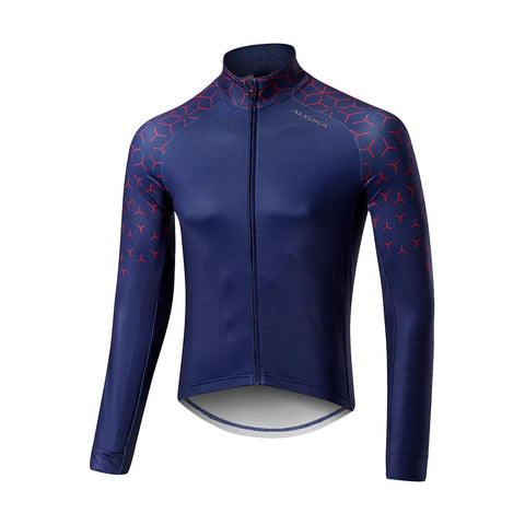 Altura Icon Long Sleeve Jersey - Hex Pattern