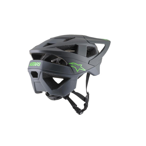 ALPINESTARS VECTOR PRO HELMET - ATOM DARK GRAY COOL GRAY MATT