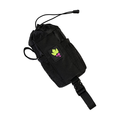 MISS GRAPE BUD H/BAR BAG BLK