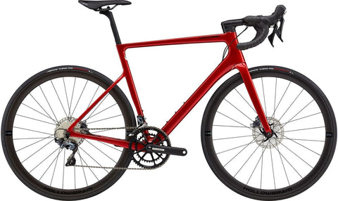 Cannondale SuperSix EVO Hi-MOD Disc Ultegra Road Bike 2021