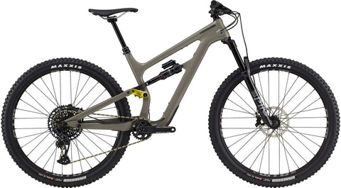 Cannondale Habit Carbon 1 29 GX Eagle Mountain Bike 2021