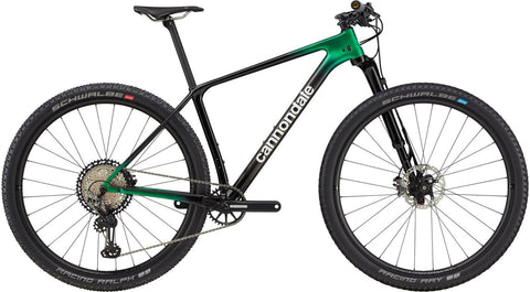 Cannondale F-Si Himod Carbon 1 XTR Mountain Bike 2021