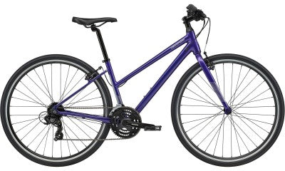 Cannondale Quick 6 Remixte Womens