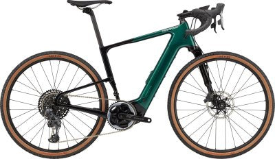 Cannondale Topstone Neo Carbon Lefty 1 AXS Gravel Electric Bike 2021
