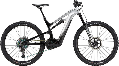 Cannondale Moterra Carbon Neo 1 27.5 X01 Eagle Electric Mountain Bike 2021