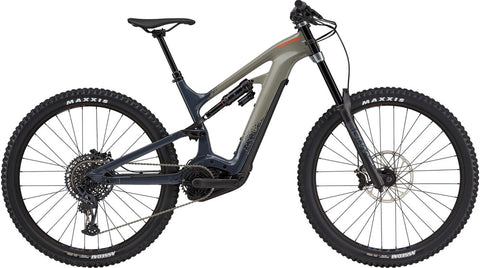 Cannondale Moterra Neo Carbon SE 27.5 GX Eagle Electric Mountain Bike 2021
