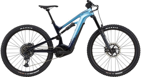 Cannondale Moterra Neo Carbon 27.5 GX Eagle Electric Mountain Bike 2021