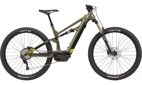 Cannondale Moterra Neo 5 Alu Electric Mountain Bike 2021