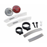 Cateye Bicycle Reflector Kit Front, Rear & Wheels
