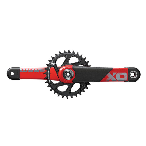 SRAM Crankset X01 All Downhill Dub83 With Direct Mount 34T X-Sync 2 Chainring B1