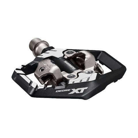 Shimano XT PD-M8120 trail wide SPD Pedals