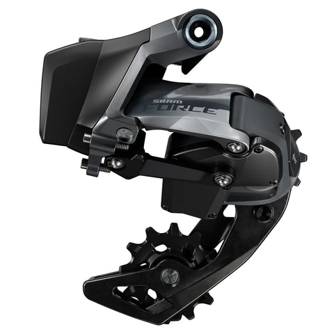 SRAM Rear Derailleur Force Etap Axs D1 12-Speed (Battery Not Included): Gloss Black