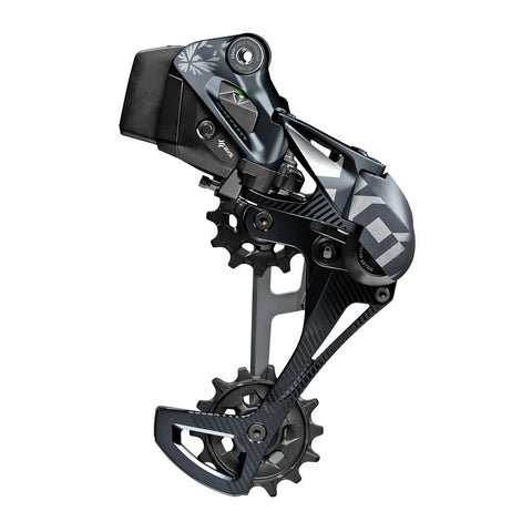 SRAM Rear Derailleur X01 Eagle Axs 12 Speed Max 52T (Battery Not Included): Lunar 12 Speed