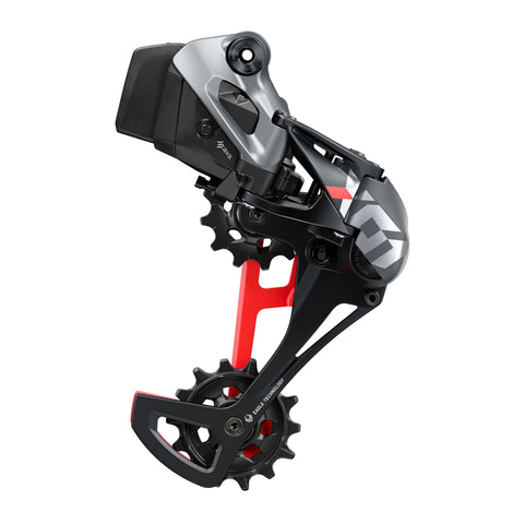 SRAM Rear Derailleur X01 Eagle Axs 12 Speed Max 52T (Battery Not Included): Red 12 Speed