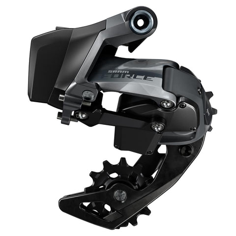 Rear Derailleur Force Etap Axs D1 12-Speed Medium Cage (Battery Not Included) 2021: Black Medium Cage