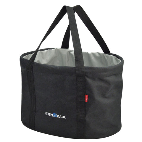 Rixen-Kaul Shopper Pro Black Handlebar Bag