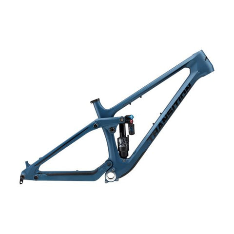 Scout Carbon Frame Set (Midnight Blue, XL)