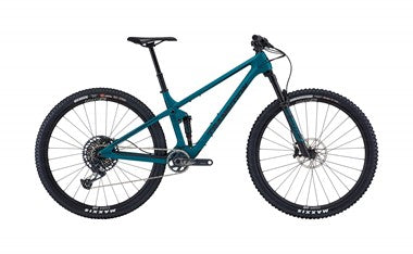 Spur Complete Bike X01 (Deep Sea Green, XL)