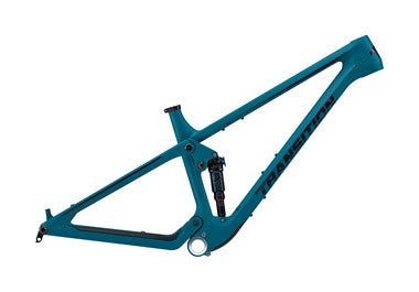 Spur All Country Frame Set (Deep Sea Green, XL)