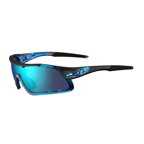TIFOSI DAVOS INTERCHANGEABLE CLARION BLUE LENS SUNGLASSES
