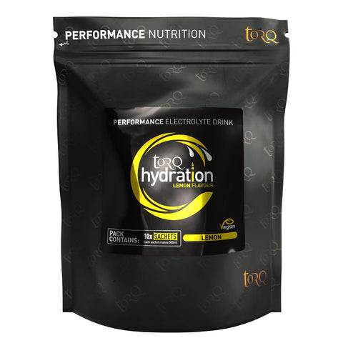Torq Hydration Drink Single Serve Sachets