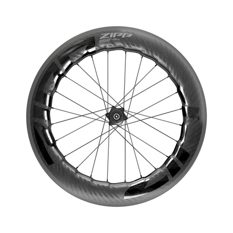 Zipp 858 Nsw Carbon Tubeless Rim Brake Rear Wheel A1