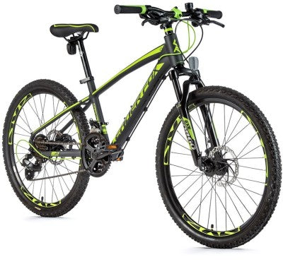Leader Fox Capitan Boy 24 Altus Kids Bike 2021