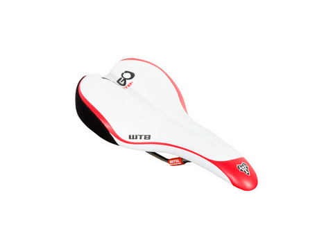 WTB Vigo Team Saddle White/Red