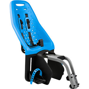 Thule Yepp Maxi rear seat, seat post mount, blue