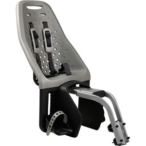 Thule Yepp Maxi rear seat, seat post mount, silver