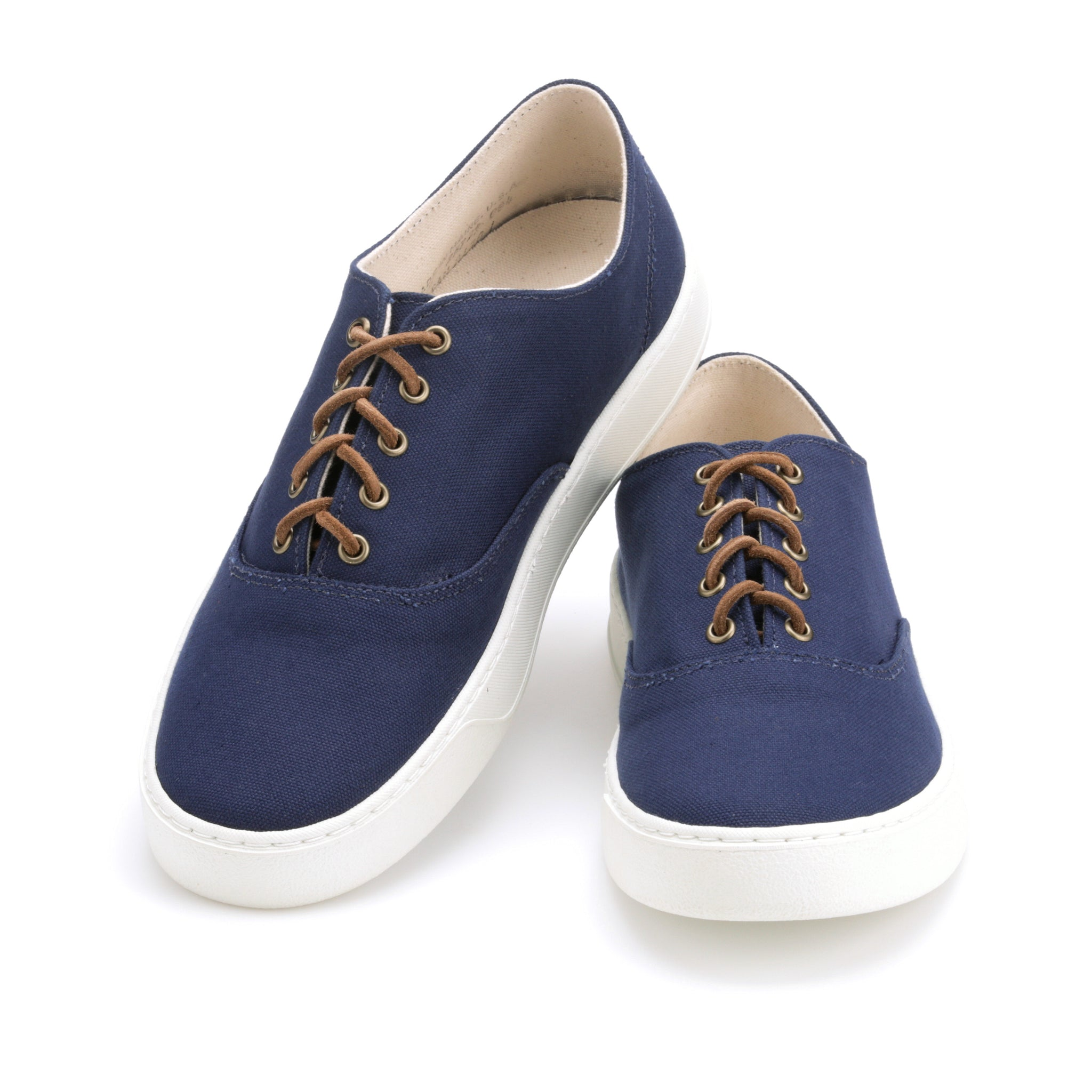 Carson Low - Classic Navy #10 Cotton Duck