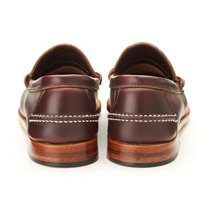 Beefroll Penny Loafers - Color 8 Chromexcel