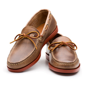 Gilman Camp-moc - Natural Chromexcel
