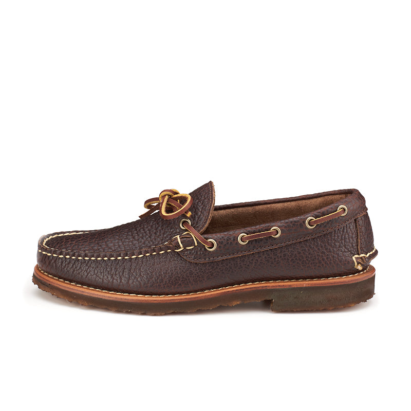 Sherman Camp-moc - Chocolate Bison