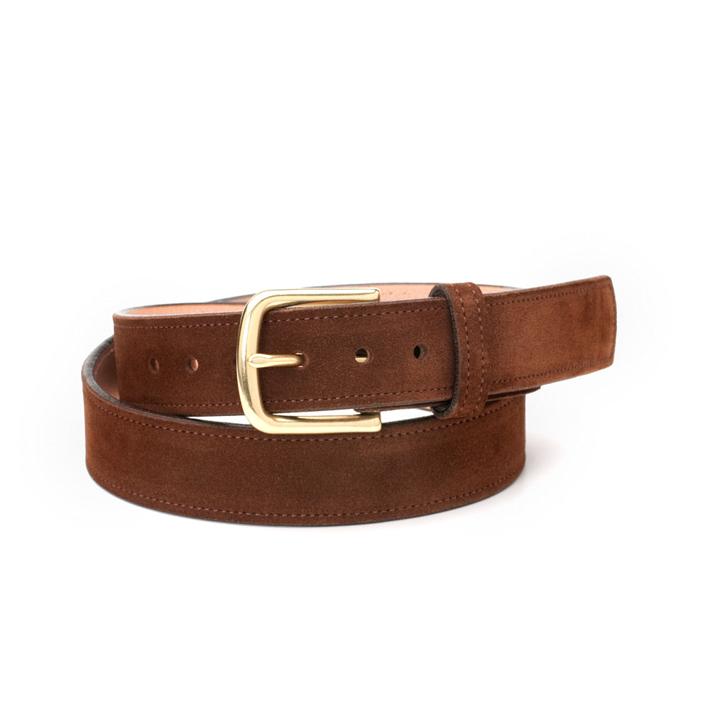 Suede Dress Belt