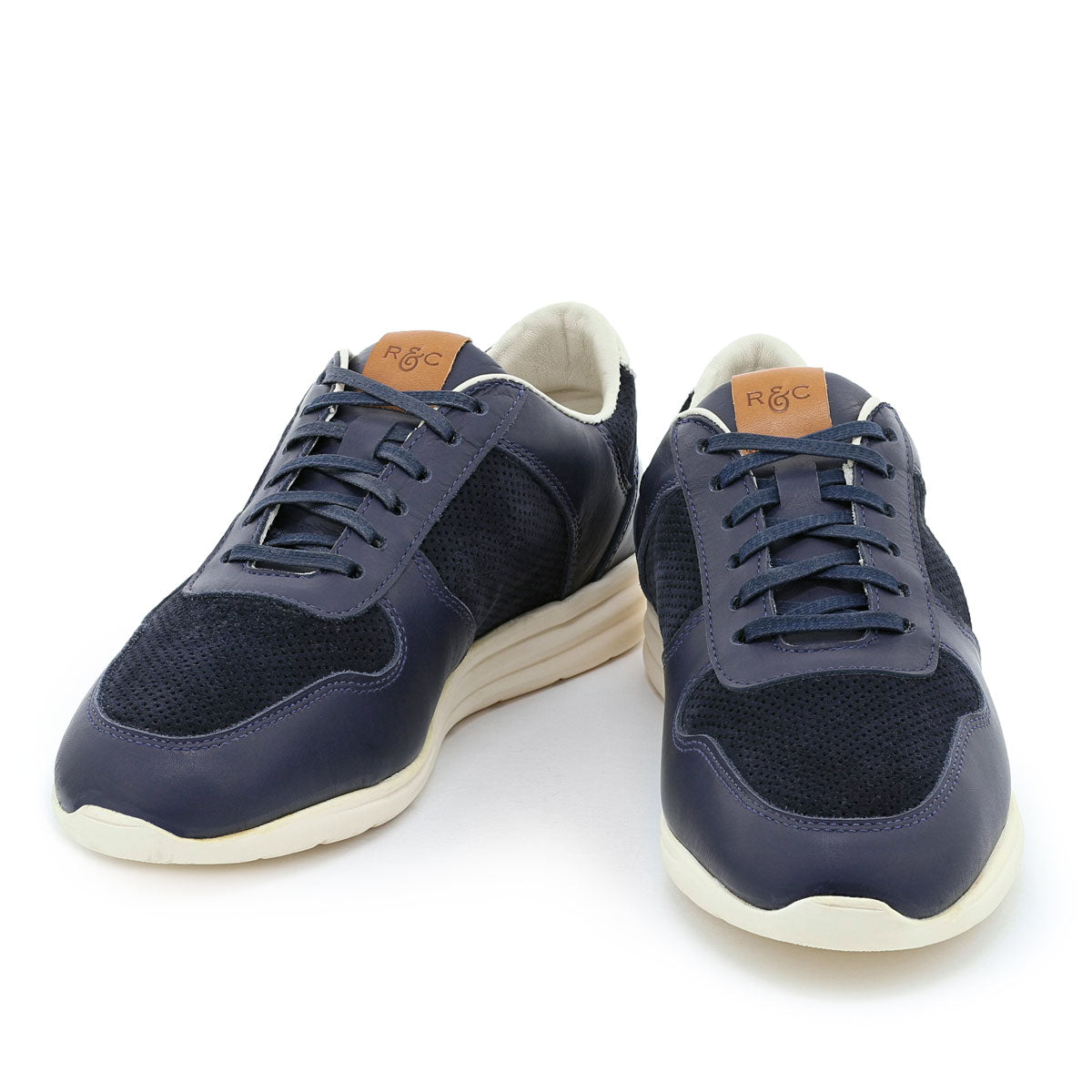 Bennett Trainer - Navy Weston