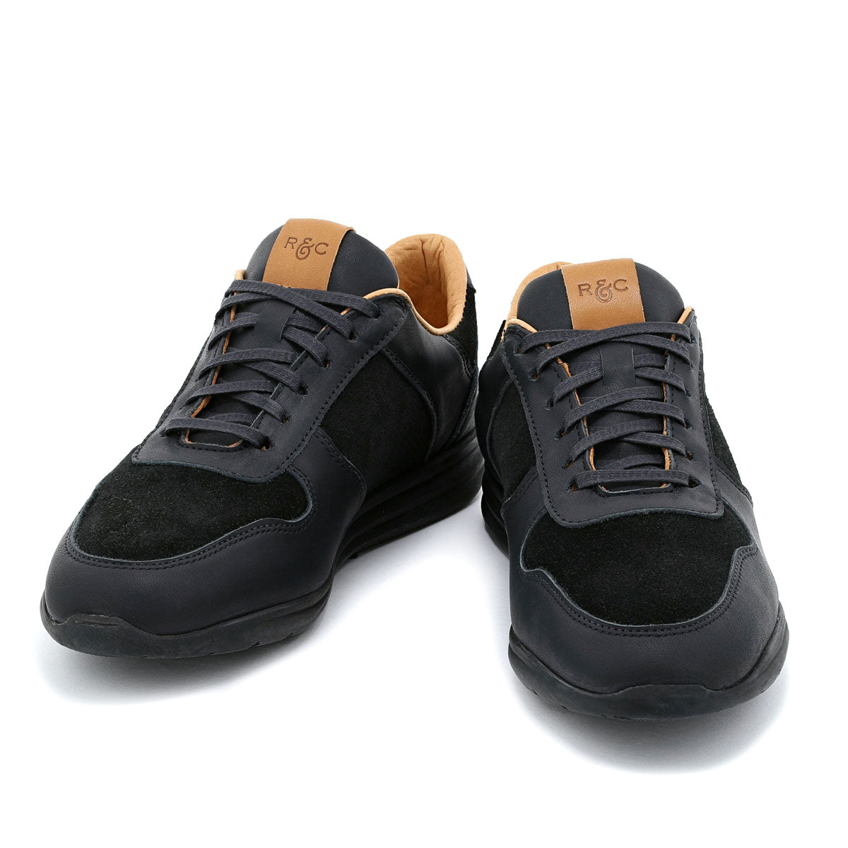 Bennett Trainer - Black Weston