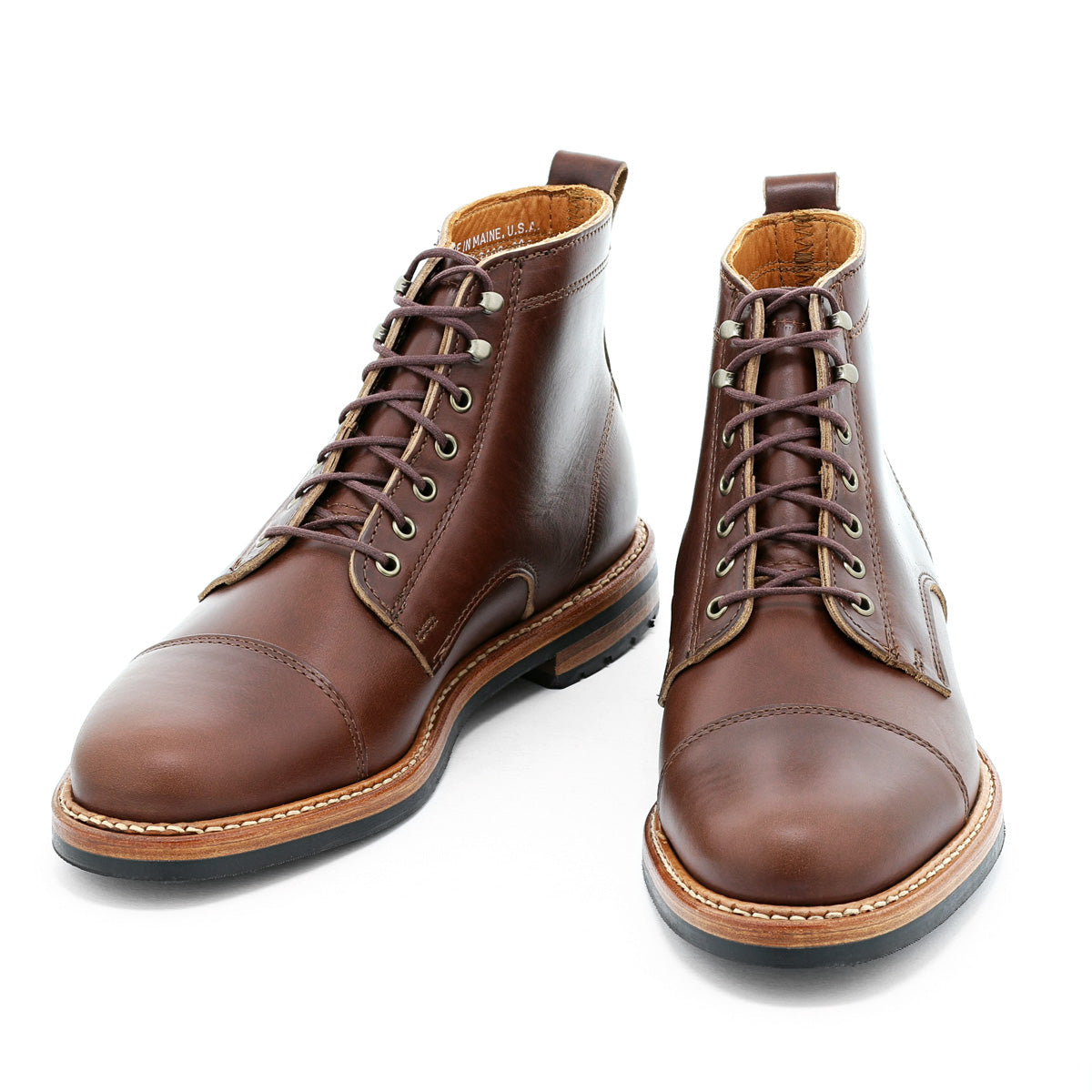 Byron Boot - Carolina Brown Chromexcel