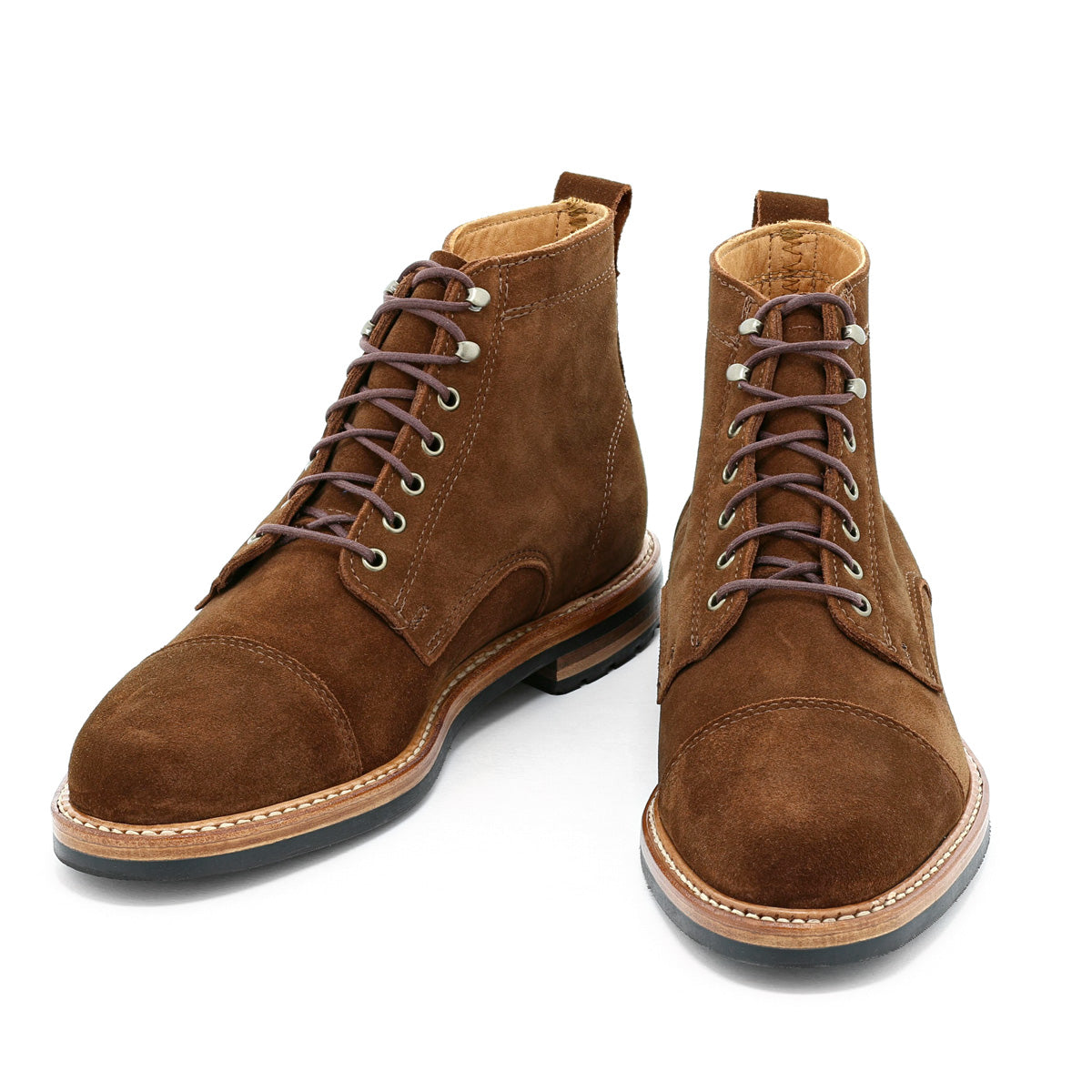 Byron Boot - Snuff Suede