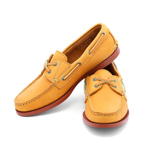 Dirigo Boat Shoe - Sunkist Oil Tan