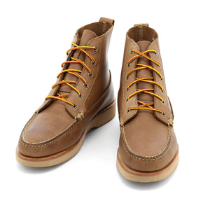 Dirigo Handsewn Boot - Light Brown Oil Tan