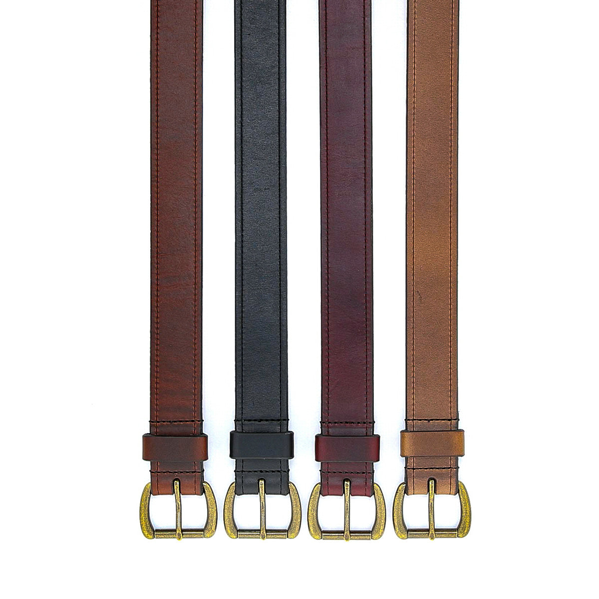 Slim Chromexcel Belt