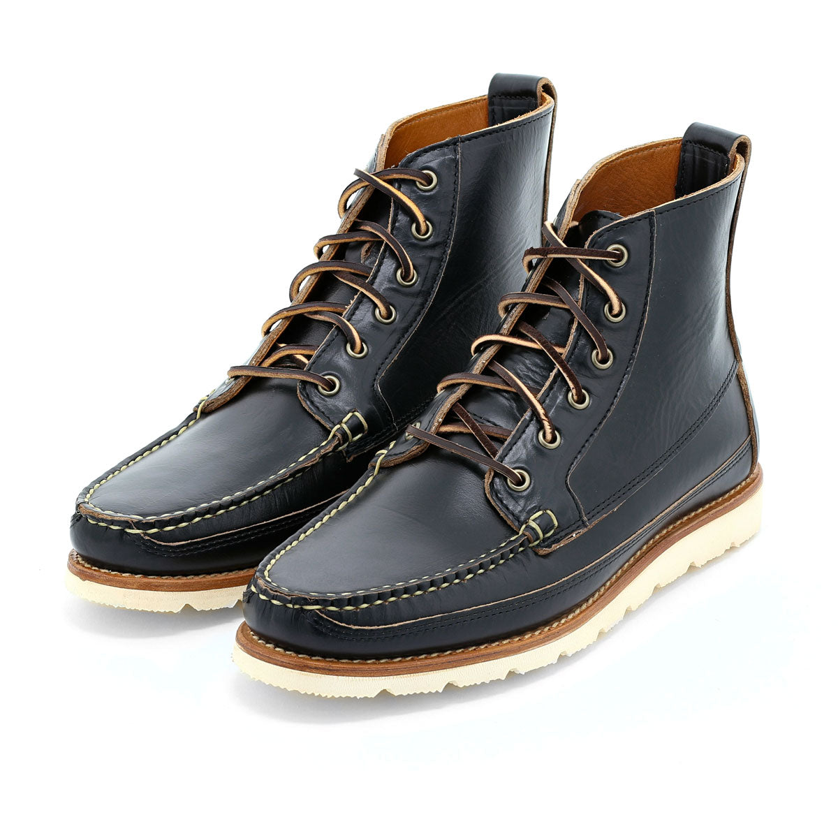 Harrison Boot Redux - Black Chromexcel