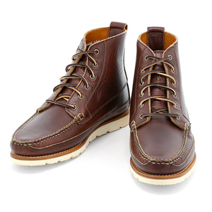 Harrison Boot Redux - Carolina Brown Chromexcel