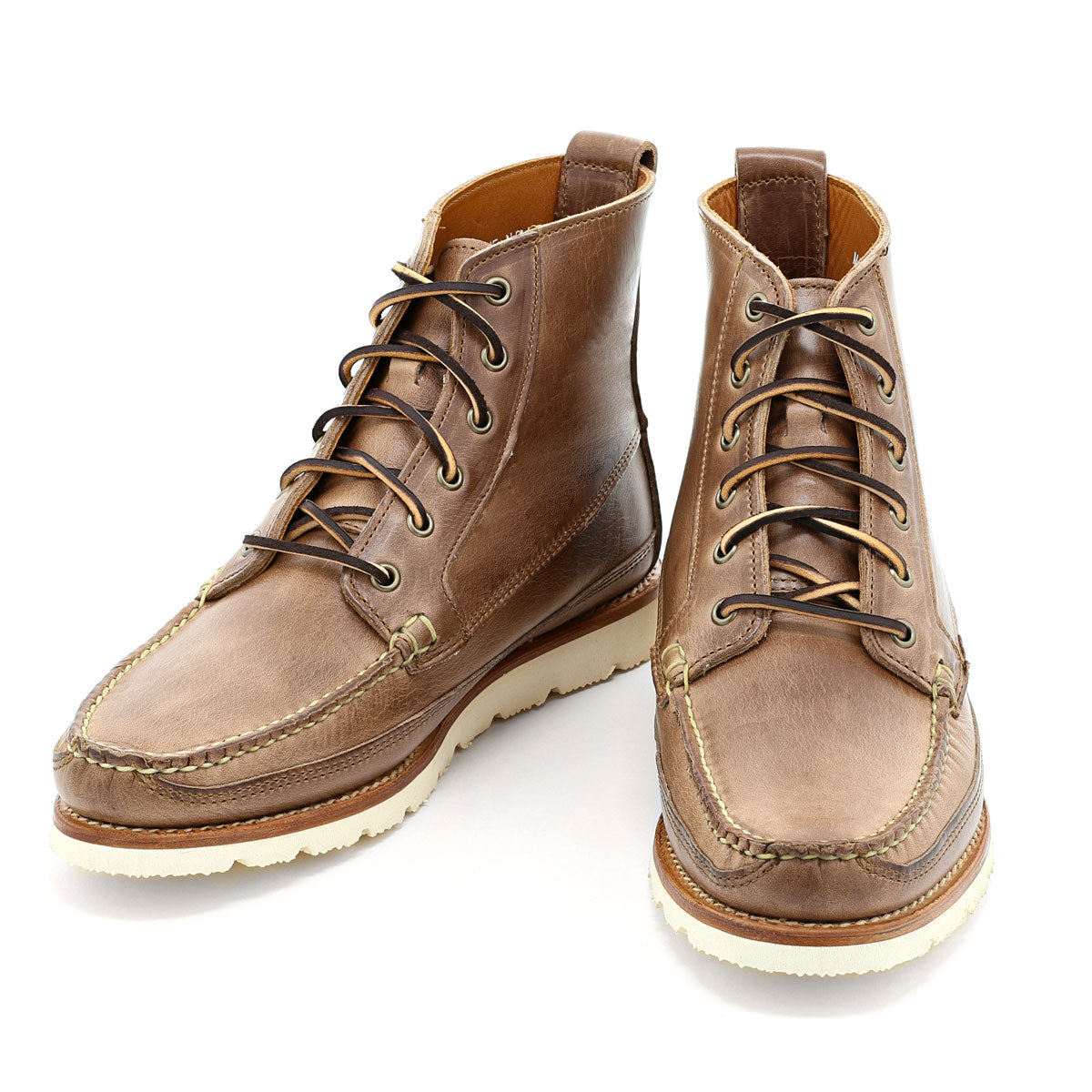 Harrison Boot Redux - Natural Chromexcel