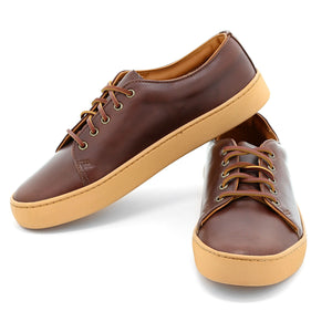Heritage Court Classic 2.0 Low - Carolina Brown Chromexcel