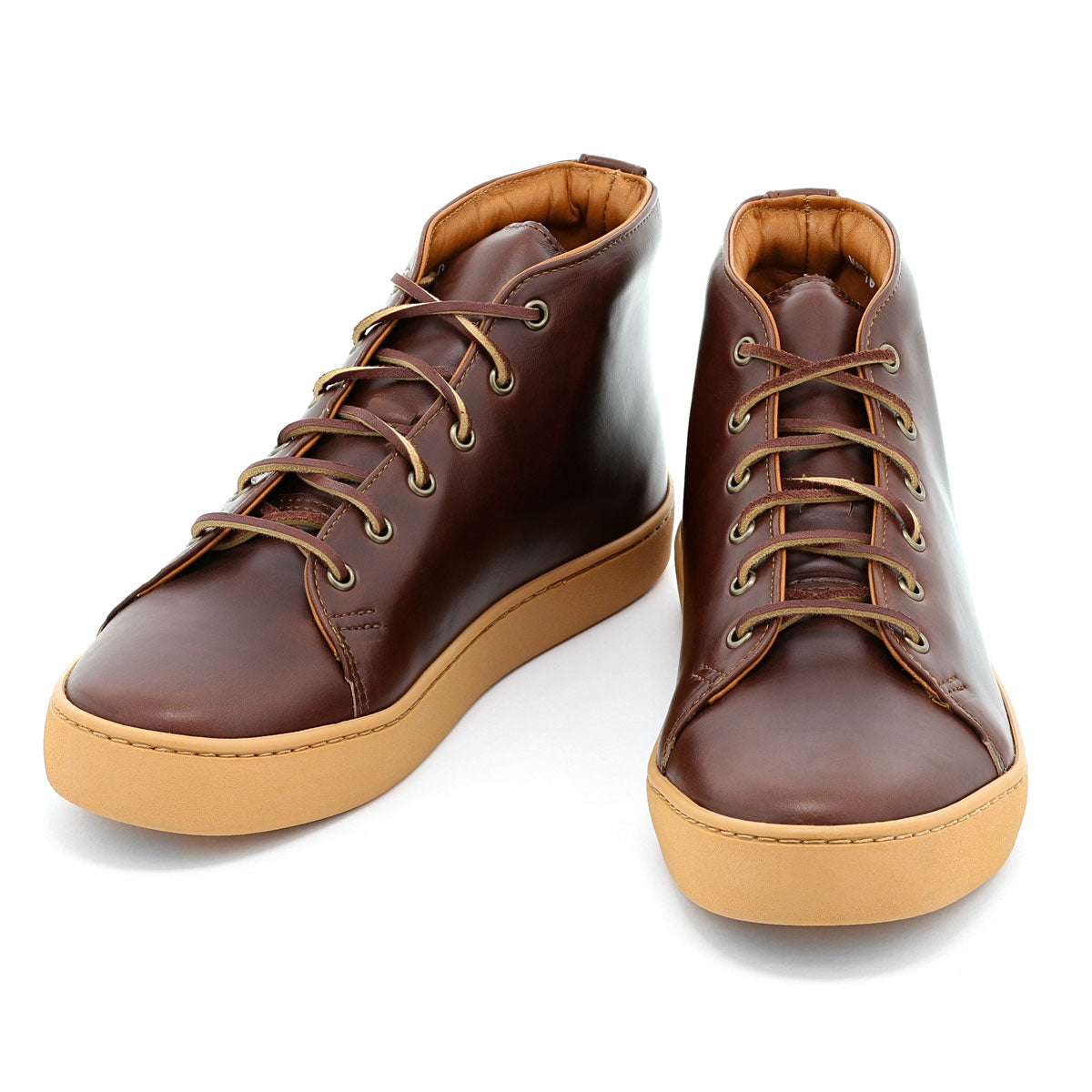 Heritage Court Classic 2.0 Mid - Carolina Brown Chromexcel