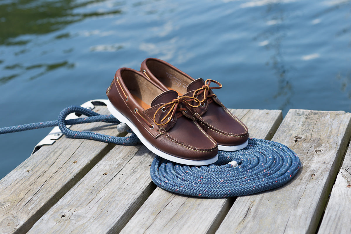 Read Boat Shoe - Carolina Brown Chromexcel