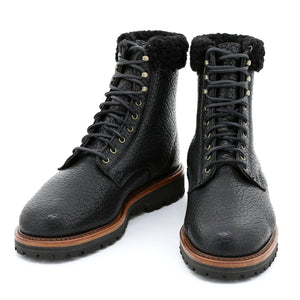 Freeman Boot - Black Bison